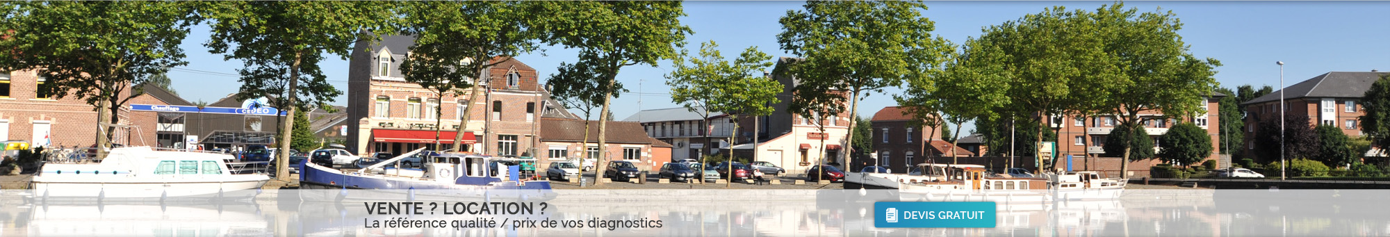 Diagnostic immobilier Fourmies